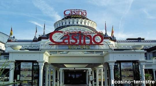 Le Casino d'Evian