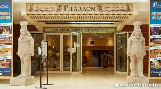 Casino le Pharaon Lyon