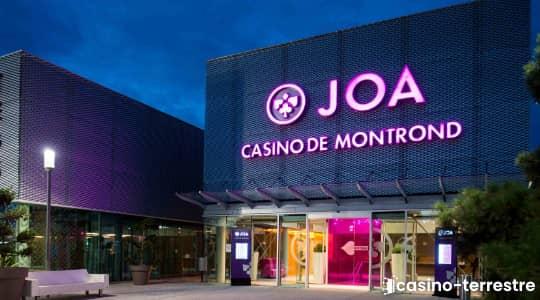 Casino de Montrond les Bains