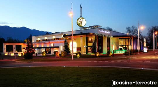 Casino Poker-Bowl Aix-les-Bains