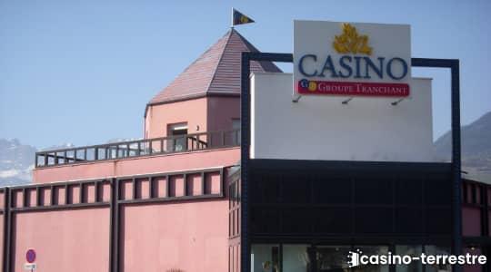 Le Casino de Saint-Gervais-les-Bains