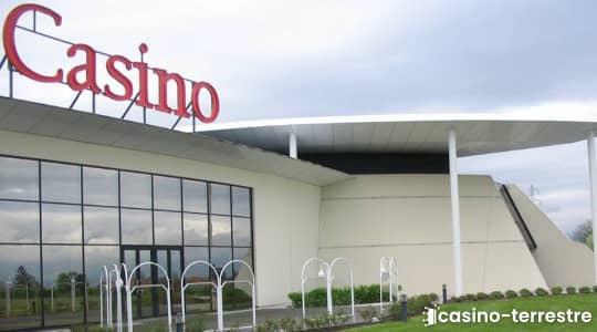 Le Casino de Saint-Julien-en-Genevois