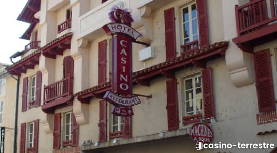 Casino de Vic Sur Cere