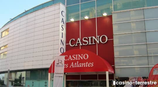 Casino Les Atlantes Les Sables-d'Olonne