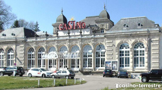 Casino de Contrexéville