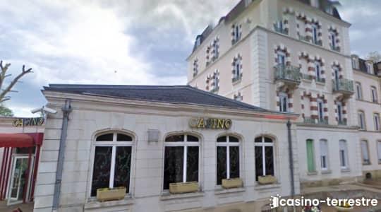 Casino de Saint-Honoré-les-Bains