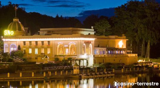 Casino de Bagnoles-de-l'Orne