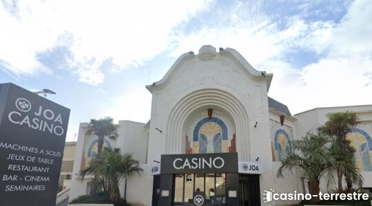 Casino de Saint-Aubin-sur-Mer