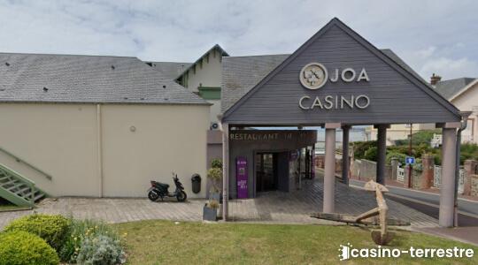 Casino de Saint-Pair-sur-Mer