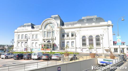 Casino de Trouville-sur-Mer